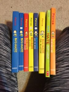 Big Nate books soft and hard cover! London Ontario image 1