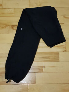 Lululemon lined pants - size 4 LIKE NEW