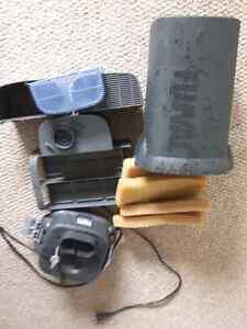 Fluval 206 external filter. Fish tank filter