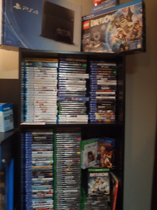 PS4 / XBOX ONE / WII U ...OVER 200 GAMES PLUS SYSTEMS !!