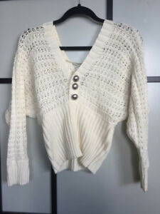 Womens Sweater, Small