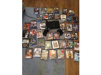 PS2- 41 Games - 2 controls - 1 mem card