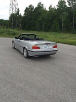 Extremely well maintained 1999 BMW 328i convertible