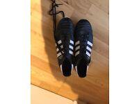 Adidas men's football boots size uk 8