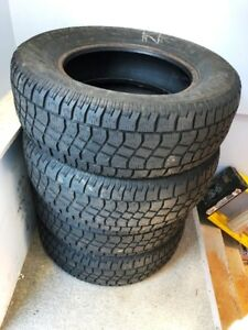 Winter Truck Tires 245/70 R17