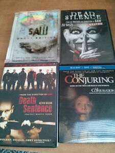 JAMES WAN 4 films