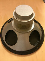 """2 TANNOY VINTAGE SILVER DUAL CONCENTRIC 12"""" SPEAKERS LSU/HF/12L"""