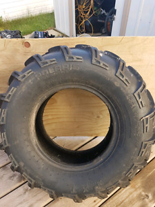 Polaris ranger stock tires