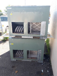 Rooftop Heating & Cooling Units