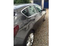 2010 60 VAUXHALL ASTRA 1.7 CDTI FOR SPARES OR REPAIRS