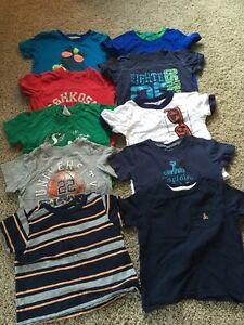 Various Boys Shirts