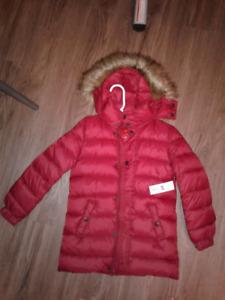 Manteau hiver 6 ans.