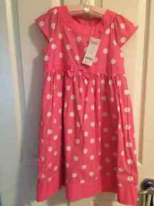 New w/ Tags Gymboree Size 7 Pink Dress