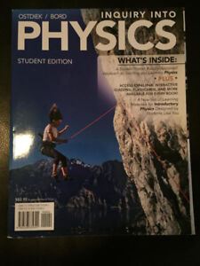 Inquiry into Physics - Student Edition - textbook