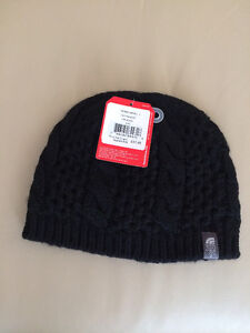 NEW The North Face black unisex knit hat/toque