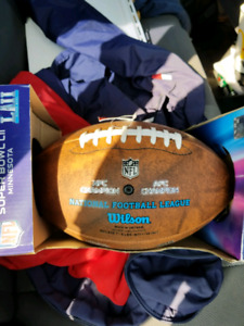 Football superbowl collectors edition