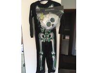 Skeleton fancy dress aged 5-6 BNWT