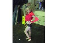 Vicky Barkess slow u8/10/12 dance costume