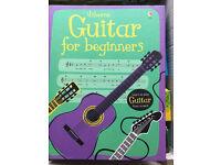 Guitar book for beginners