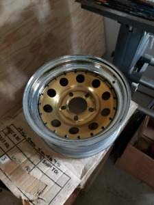 New old stock wheels never used