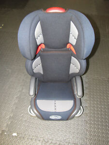 Siège d'appoint avec dossier - Booster seat with back support