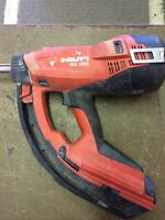 Hilti GX 120 full auto REDUCED