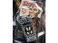 Scarecrow Werewolf Fangs NEW