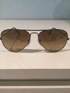 ray ban aviator 55 polarized  ray ban polarized aviators