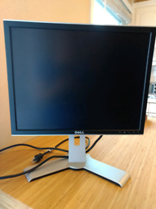 Dell Monitor - Height adjustable