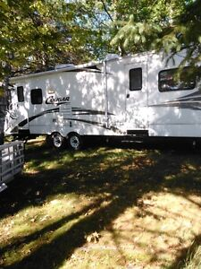 31ft cougar by Keystone trailer Belleville Belleville Area image 1