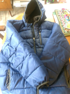 Boys Large and an Xlarge Large Old Navy Puffy Jacket