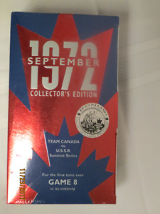 NEW UNOPENED September 1972 - Canada vs. U.S.S.R Summit Series.