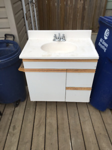 Bathroom Sinks Kijiji bathroom vanity | buy & sell items, tickets or tech in