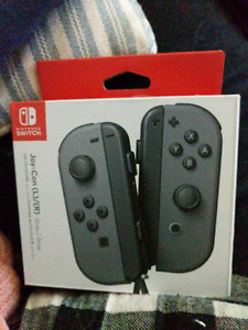 Two pack Nintendo switch joycons