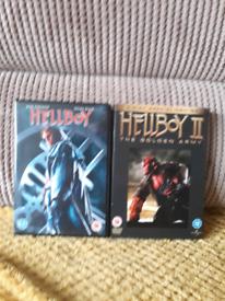 Hellboy films