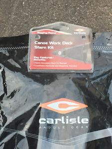 canoe work deck...stern kit