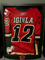 Signed Calgary Flames Jersey