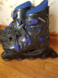 Ladies Roller Blades Koho Size 8 - Like NEW Inline Skates