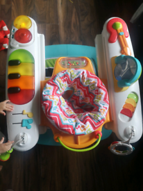 Fisher price step and play