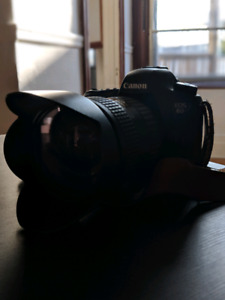 Canon 6d, 24-70mm f/2.8, 50mm f/1.8 tripod Manfrotto be free