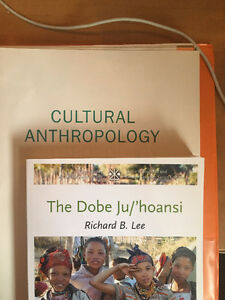 15th Edition CULTURAL ANTHROPOLOGY: The Human Challenge