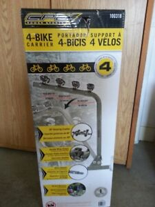 Receiver-hitch 4 Bike Carrier