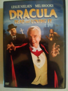 Dracula - Dead and Loving it. (DVD) - Leslie Nielson.