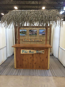 Tiki Bar for sale or rent
