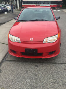 2006 Saturn ion supercharged $89kmonly $5995+hst