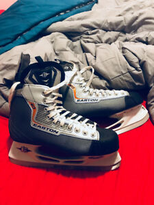 Size 10 Easton Skates (ONLY WORN ONCE)