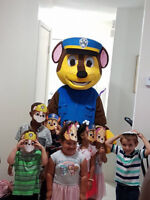 Birthday Parties with Chase from PAW PATROL!! *Fall Promotion*!