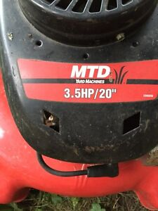 Not working lawn mower and weed wacker Cambridge Kitchener Area image 2