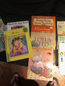 PRIMARY HIGH QUALITY LITERATURE PICTURE BOOKS