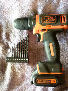 Black n decker hand tool set